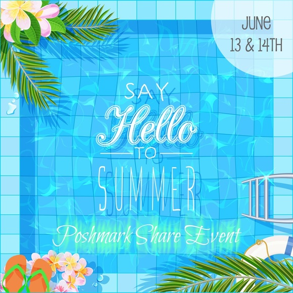 Other - 11 Spots OPEN! Say HELLO to Summer SHARE EVENT